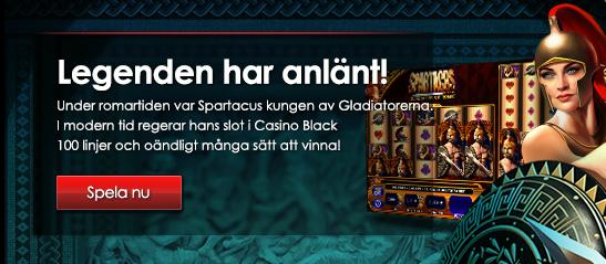 NordicBet casino black